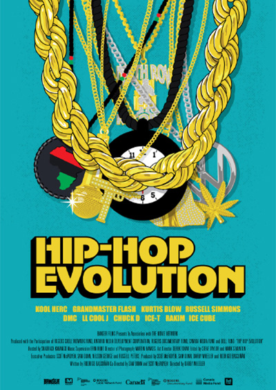 Hip Hop Evolution big